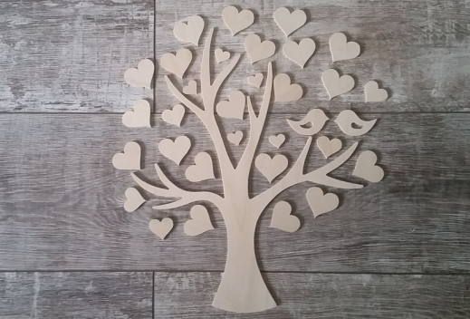 Wedding Tree Typ 10 Bild 1