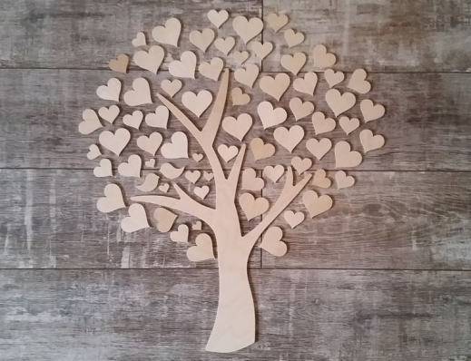 Wedding Tree Typ 2 Bild 1