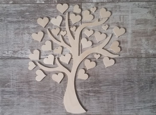 Wedding Tree Typ 4 Bild 1