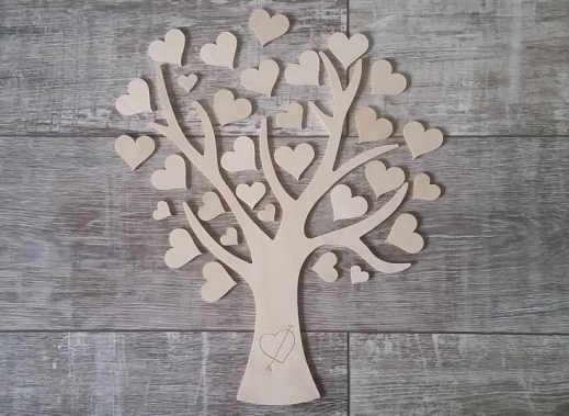 Wedding Tree Typ 7 Bild 1