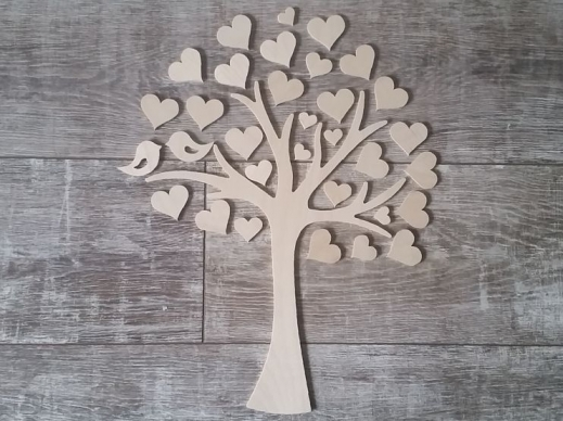 Wedding Tree Typ 8 Bild 1