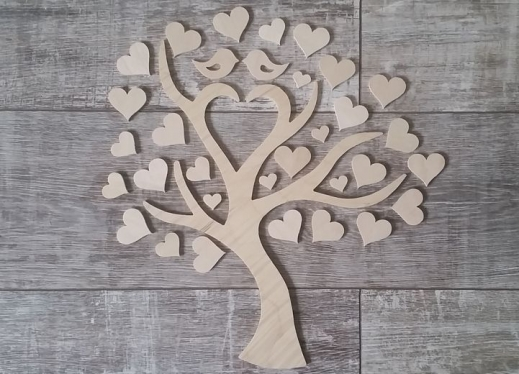 Wedding Tree Typ 9 Bild 1