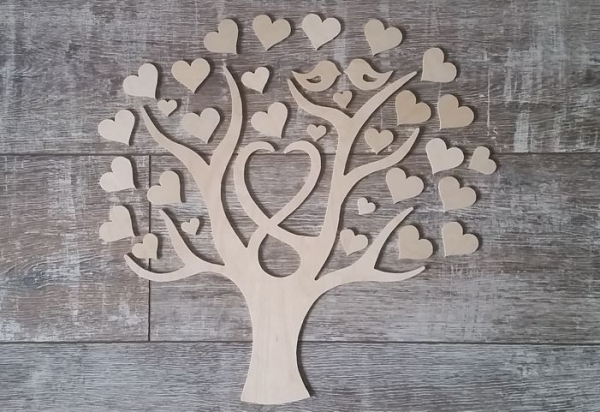 Wedding Tree Typ 11 Bild 1
