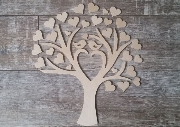 Wedding Tree Typ 3 Bild 1