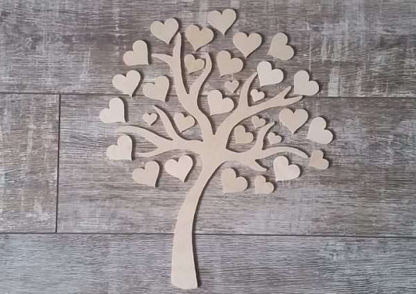 Wedding Tree Typ 5 Bild 1